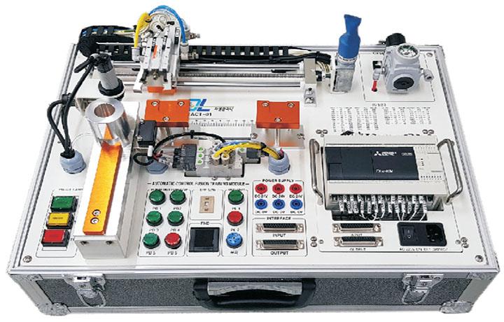 PLC/PC 제어 응용실습장비