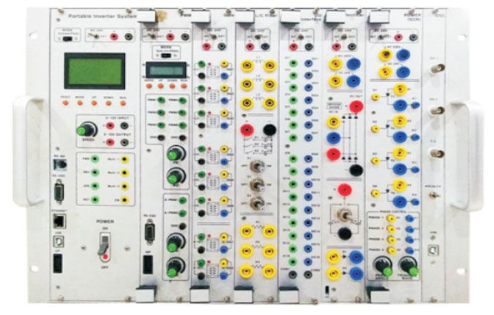 전력전자 실험장비