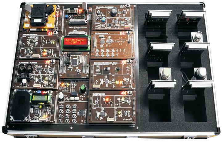 스마트센서 네트워크 실습장비